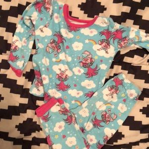 Dream works Trolls Size 3T pjs